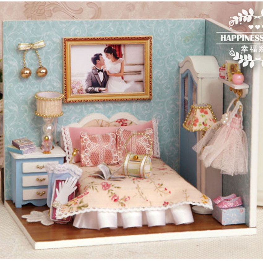 Model doll house kits