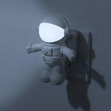 Детская Спальня Астронавт Датчик Свет в Ночь