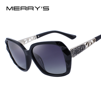 MERRYS DESIGN Women Classic Polarized Sunglasses UV400 Protection S6130 Apparels Sunglasses