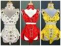 Европа и соединенные Штаты новый сексуальный 4 костюм костюм бар ночной клуб певица DJ костюмы джаз танцевальные костюмы певица dancer показать