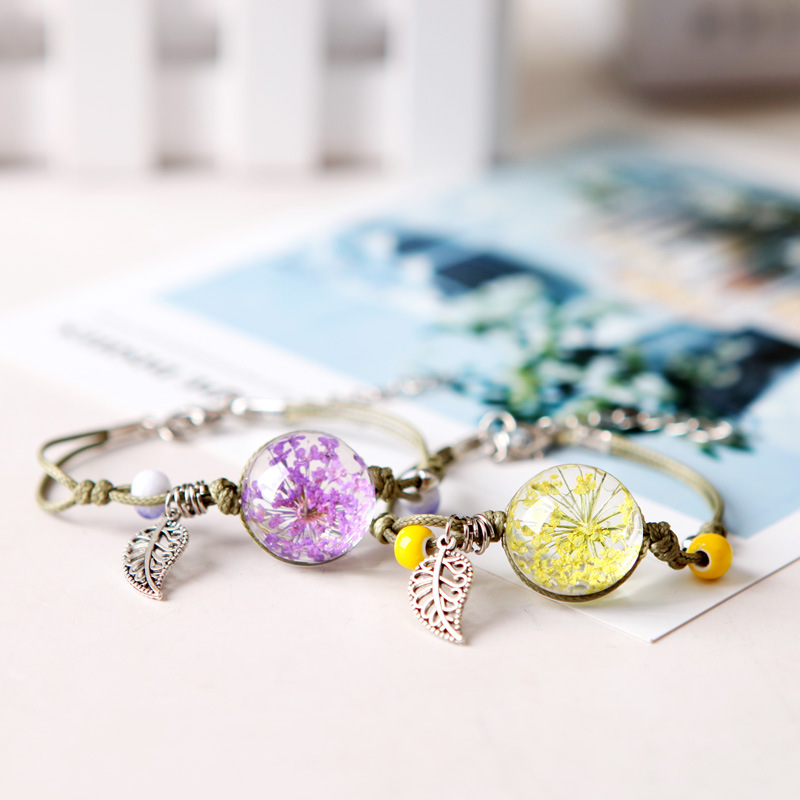 diamond-minecraft-diamond-real-dried-flower-bracelets-for-women-real-flower-bracelet