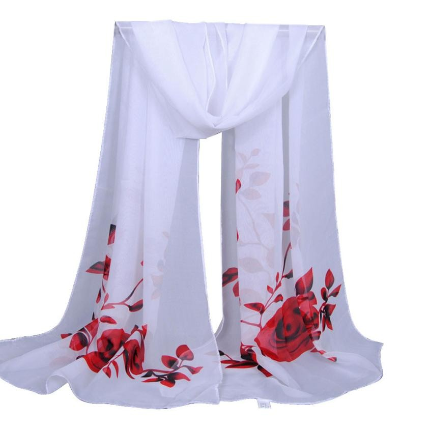 Fashion Lady Gradient Color Long   Wrap   Women's Shawl Pashmina Stole   Scarf     Scarves   Elegant design   scarf   women New Fashion
