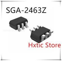 10PCS SGA-2463Z SGA-2463 SGA2463Z SGA2463 MARKING A24 24Z SOT-363 IC