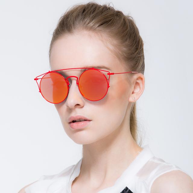 Okulary Przeciwsłoneczne Hipster