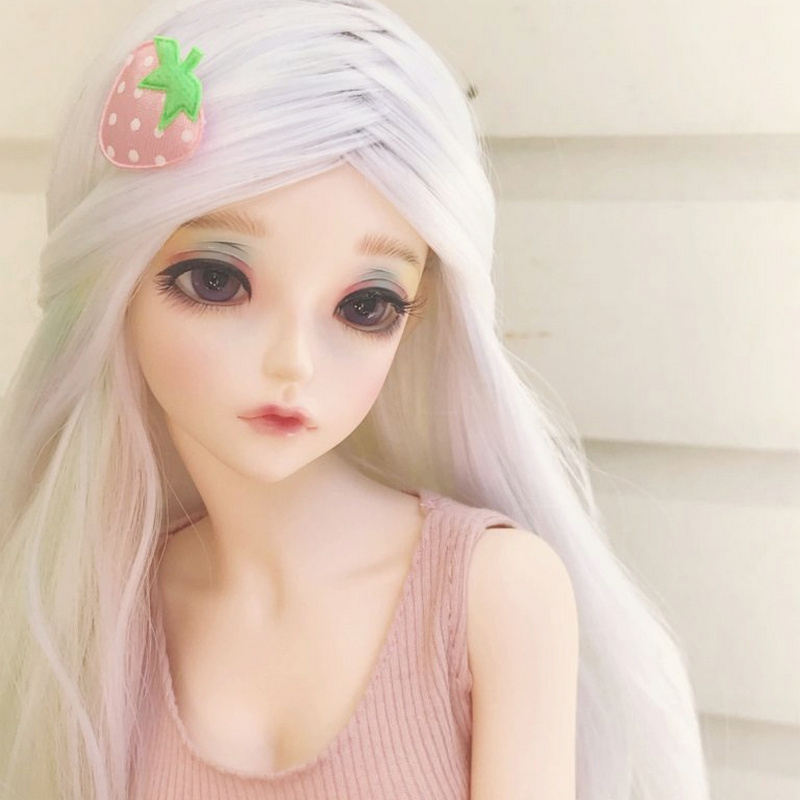 New Arrival Feeple60 Cygne BJD Doll 1 3 Fantastic SD Female Swan Fairies Toys For Girls