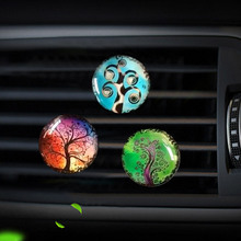 Life tree styling car Perfume clip air conditioner outlet freshener in the automobile  diffuser