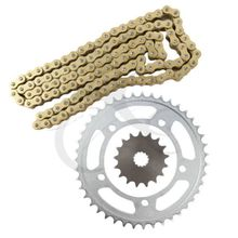 Chain and Sprocket Extreme Kit for SUZUKI SV 1000 N SV 1000 S 2003-2007 2004 2005 06