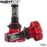 Super Bright Car Headlight H7 LED H8 H11 HB3 9005 HB4 9006 H1 60W 10000lm Auto