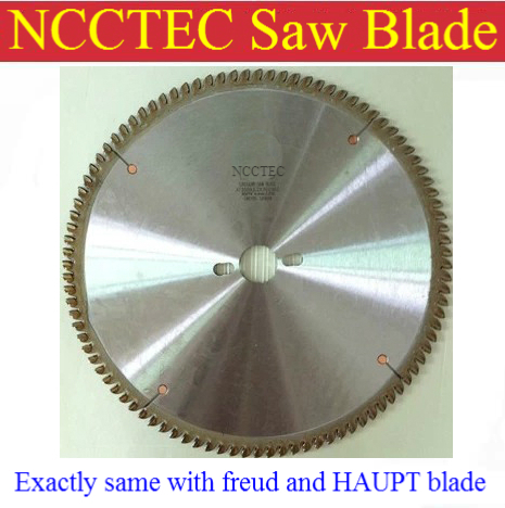 12'' 72 Teeth WOOD T.c.t Circular Saw Blade NWC127F GLOBAL FREE Shipping| 300MM CARBIDE Cutting Wheel Same With Freud Or HAUPT