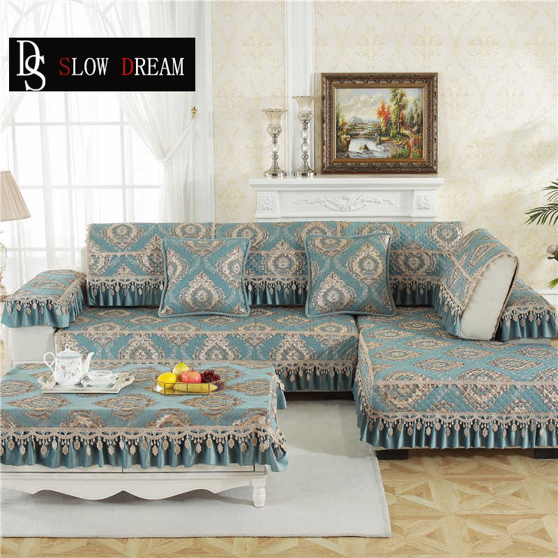 Hot Sale #7d884 - SLOWDREAM Euro Sofa Cover Couch Luxury ...