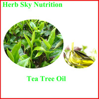 Hot sale & factory price Tea tree Oil with free shipping, 99%