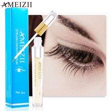 AMEIZII Eyelash Growth Eye Serum For Lash Lift Longer Fuller Thicker Eyelashes and Eyebrows Enhancer Care Treatment
