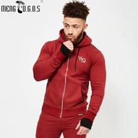 2018 High Quality Men S Brand Casual Fall Winter Fitness Men S Hoodie Men S Gyms