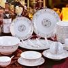 58pcs Set Porcelain Dinnerware Set