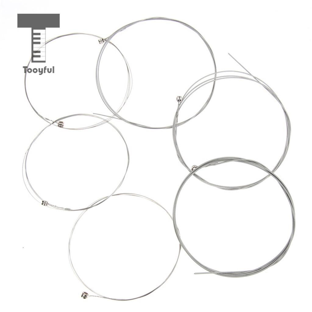 Tooyful Durable 6 Pieces Stainless Steel Replacement