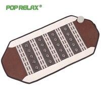 Pop Relax Турмалин Керамика Maifan камень коврики здоровье и гигиена дальнего инфракрасного физиотерапии термальность Ceragem нуга Best схоже