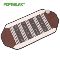 Pop Relax Tourmaline Ceramic Maifan Stone Mat Health Care Far Infrared Physiotherapy Thermal Ceragem Nuga Best Similar Mattress