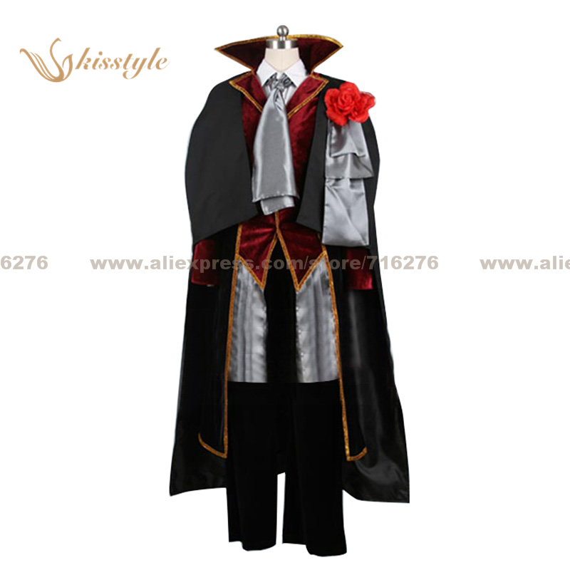 Kisstyle Fashion VOCALOID Fate:Rebirth Gakupo Uniform COS Clothing Cosplay Costume,Customized Accepted