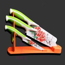 Kitchen tools New Removable Holder Knife Block Plastic Storage Rack Stand Shelf Kitchen