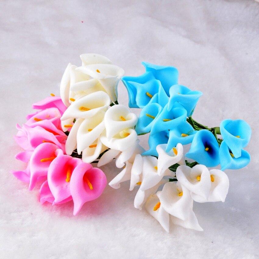 18 мм (96 мм) Искусственные Цветы Тычинки Цветка Перлы Тычинки Цветочные Тычинки Пестик Торт Свадебные Украшения DIY Аксессуары