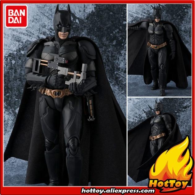 цена на 100% Original BANDAI Tamashii Nations S.H.Figuarts (SHF) Action Figure - Batman from