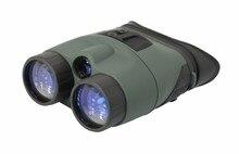 Original Yukon Night vision binocular tracker 3X42 hunting Night vision 3x with IR flashlight max. 150m NV Binocular 25028