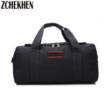 ZCHEKHEN Canvas Large Travelling Bag Men Women Outdoors Bags B0001