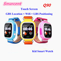 Q90 GPS Touch Screen WIFI Positioning Smart Watch for Children SOS Call Location Finder Device Anti Lost Monitor PK Q50 Q60 Q80