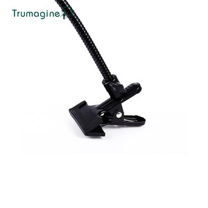 Image 5 - TRUMAGINE Backdrops Holder Clamp Clip Photography Reflector Clamp Pipe Lighting Stand Flex Arm Photo Fotografica Accessories