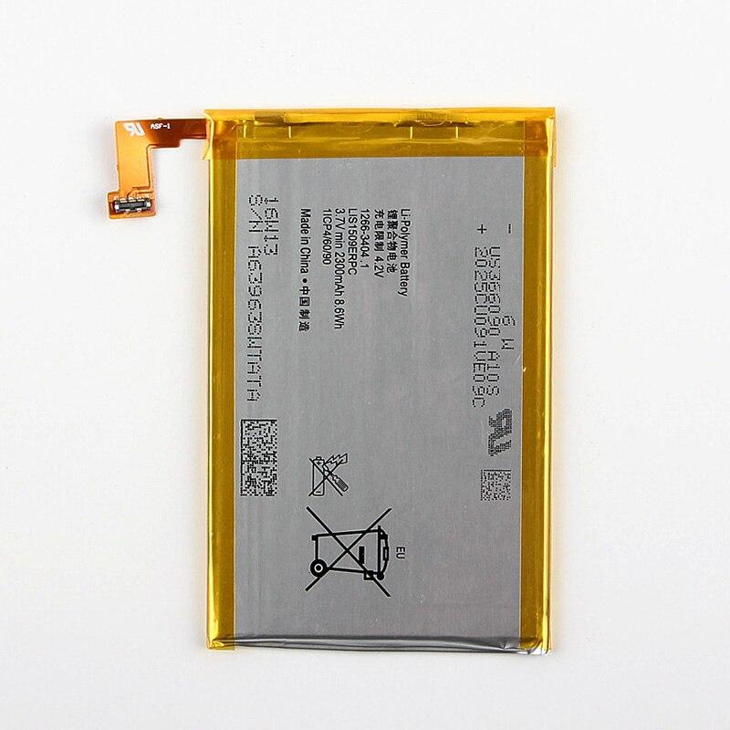 Haute Capacité Batterie de Téléphone Pour Sony Xperia SP M35h LIS1509ERPC C5302 C5303 C5306 c530x HSPA LTE 2300 mAh