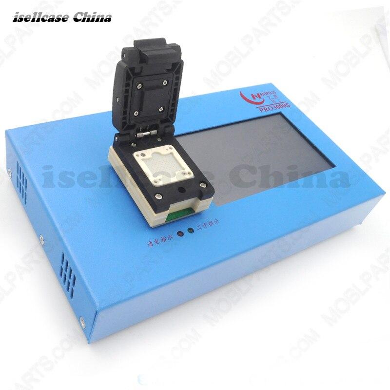 Pro3000s 32 64 бит для NAND Flash микросхема программист инструмент исправить ремонт материнской платы HDD чип серийный номер SN модель для iphone iPad