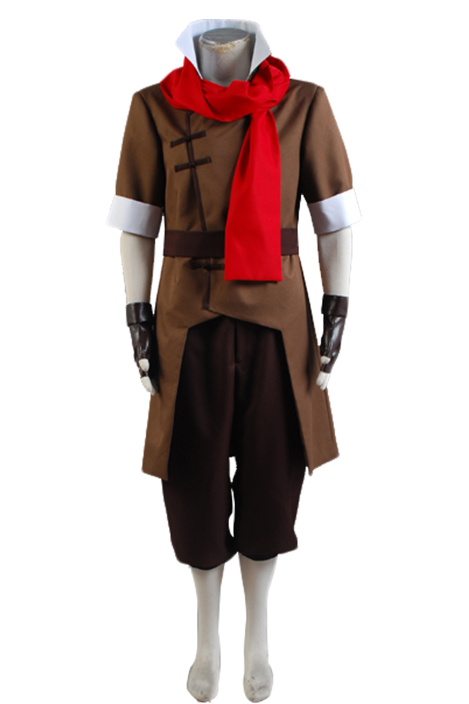 2017 Avatar Cosplay The Legend of Korra Mako Cosplay Costume Halloween Carnival Adult Costume