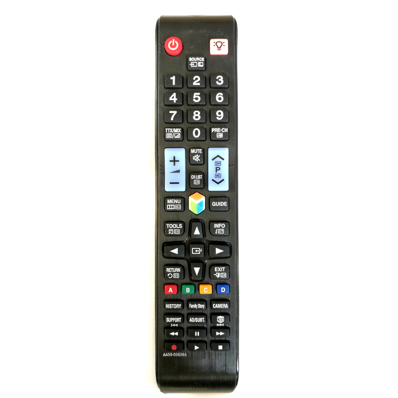 Wholesale Replacement Remote Control AA59-00638A For Samsung TV PS51E8000 PS64E8000 UE40ES7000 UE40ES8000 Free Ship Best Price