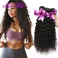 Grade 7A Malaysian Virgin Hair 4 Bundles Deep Curly Hair Cheap Malaysian Curly Hair Weave Malaysian Deep Curly Human Hair Bundle