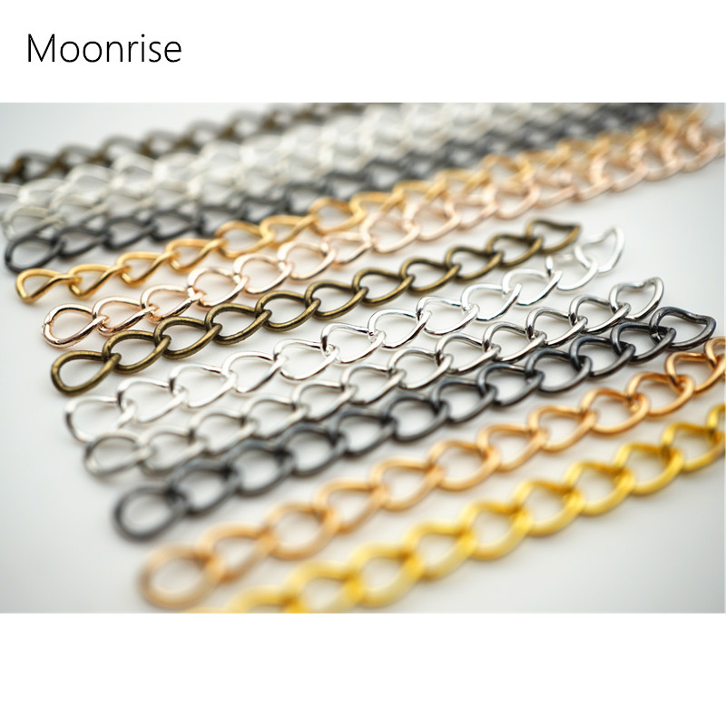 Moonrise 50Pcs 6 Colors Necklace Bracelet Jewelry Finding
