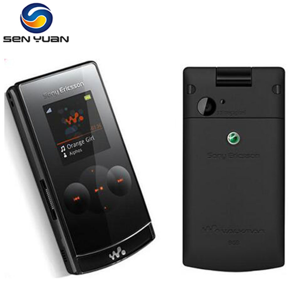 original sony ericsson w980i mobile phone bluetooth unlocked 3g w980 cellphone arabic. Black Bedroom Furniture Sets. Home Design Ideas