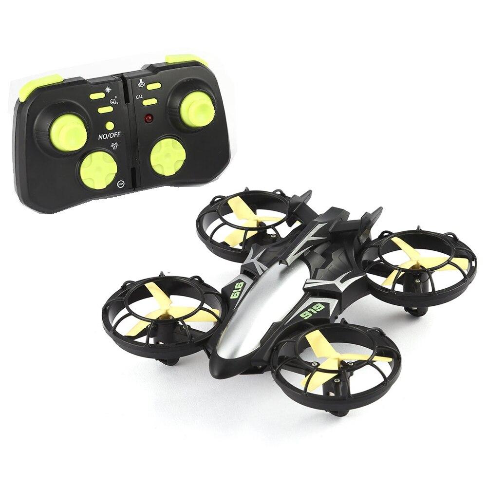 Vol 3D FY919 Wifi FPV avec Optique Positionnement Somatosensoriel Direction Mode RC Drone Quadcopter Prêt à Voler