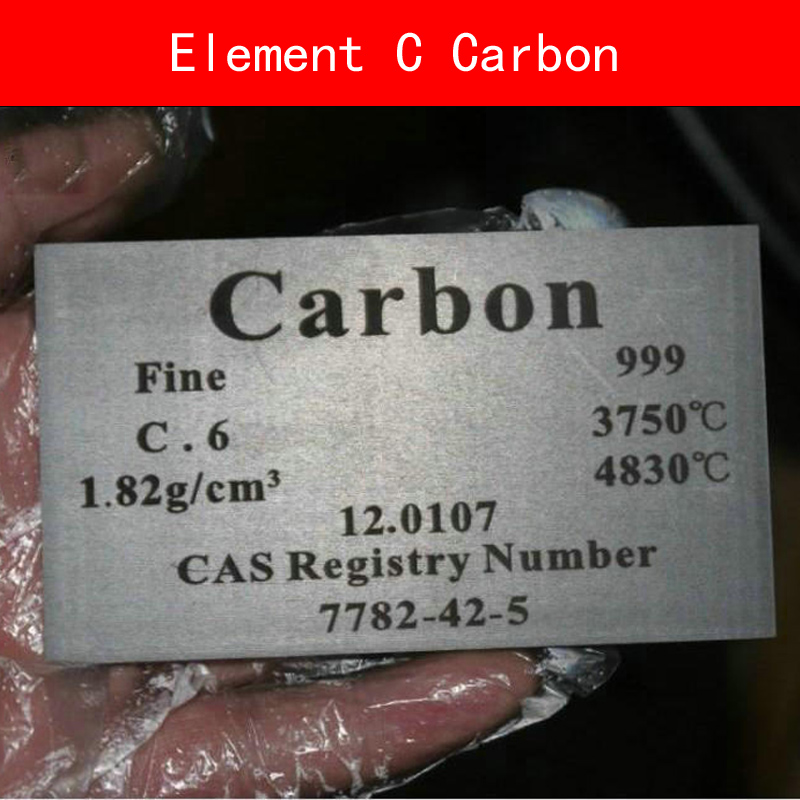 C Carbon Cube Plate Sheet Bulk Block High Pure 99.9% Periodic Table of Elements for Research Study University EducationC Carbon Cube Plate Sheet Bulk Block High Pure 99.9% Periodic Table of Elements for Research Study University Education