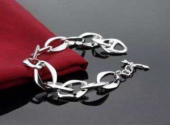 Bracelet Hermes Argent Chaine D'ancre