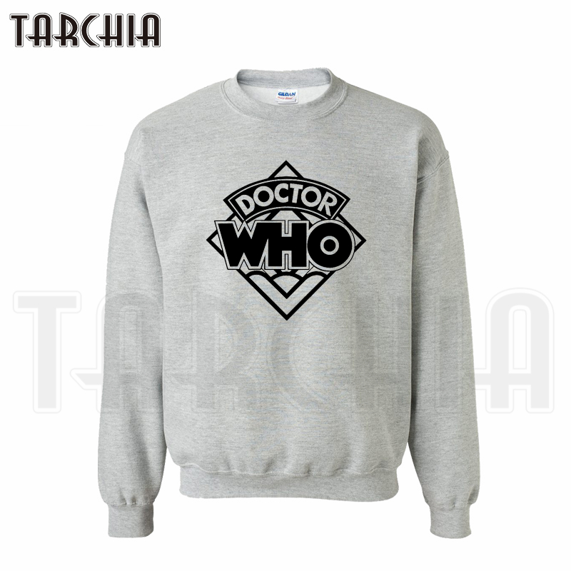 TARCHIA 2019 Hoodies Sweatshirt Personalized Men Coat Casual Parental TV Series Doctor Who Pullover Survetement Homme Boy
