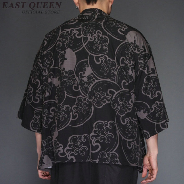 044c61d8d72 Japan kimono men japanese kimono traditional yukata traditional chinese  clothing for men kimono cardigan FF817