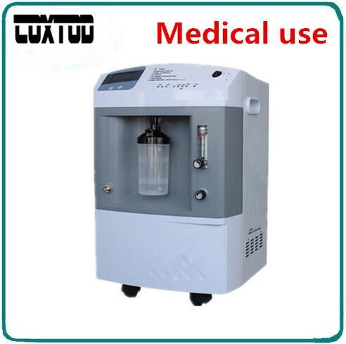 COXTOD 110V/220V 5L 93% Medical Oxygen Concentrator single flow for home use/medical use oxygen concentrator generator