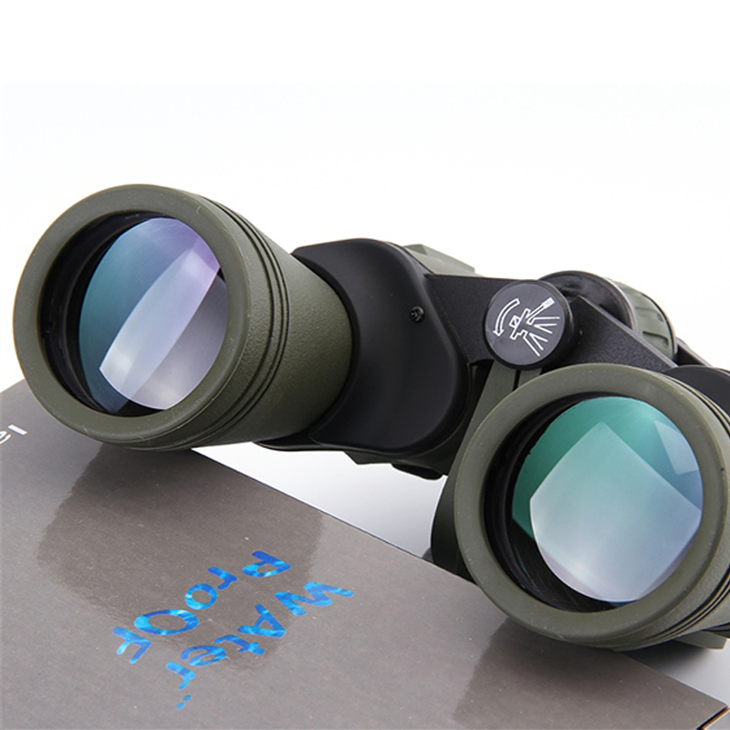 20*50 high magnification long range zoom hunting telescope wide angle professional binoculars high definition 6