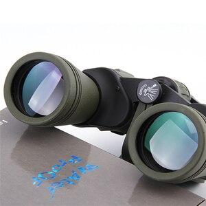 Image 5 - Telescopio de caza con zoom de largo alcance, prismáticos profesionales de gran angular de alta definición, 20x50 Gran Aumento