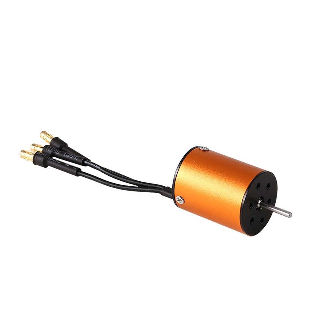 B2430 5800KV 7200KV 8200KV impermeable Sensorless sin escobillas Motor para 1/16 de 1/18 RC coche barco camión partes