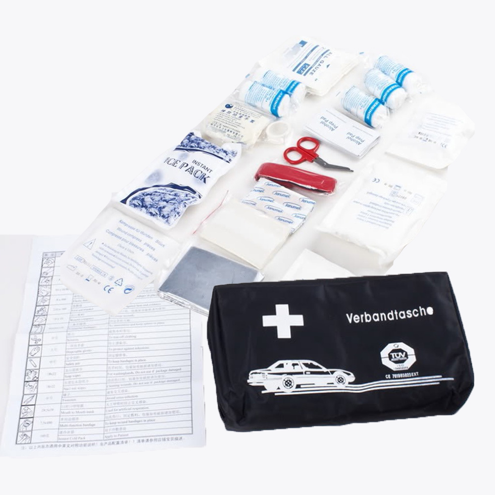 Outdoor Waterproof Medical Bag First Aid Kit Safe Wilderness Survival Medical Supplies For Camping Hiking Emergency Kit Pack Set outdoor medical first aid kit safe wilderness survival travel first aid kit medical bag camping emergency kit treatment pack set
