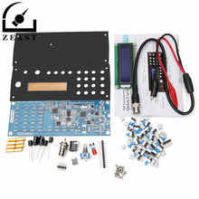 DIY FG085 Kit Desmontado Com Painel de Gerador de Função DDS Síntese Digital 0-200 khz