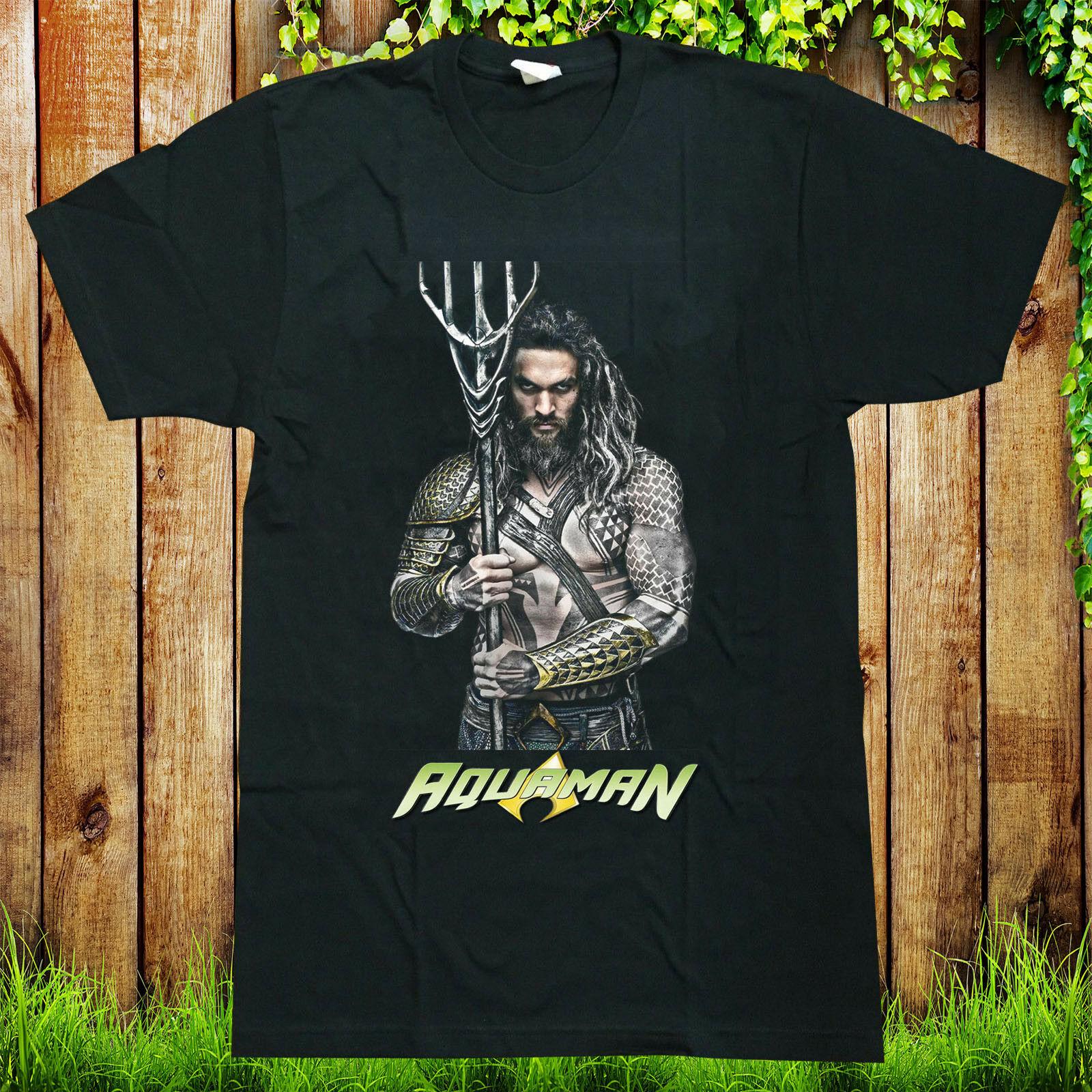 Aquaman iron on T shirt transfer Choose image and size