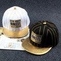 El nuevo capó rayas NUEVA YORK letras niños gorra de béisbol casquillo de Hip-Hop niñas y niños