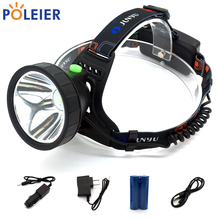 3000 Lumens LED Headlamp OSRAM Frontal Light USB Headlight Lantern Waterproof Flashlight 18650 Rechargeable Battery